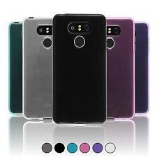 Schutzhülle für LG CRYSTAL Cover CASE Transparent Silikon Tasche Schale Bumper