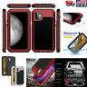 iPhone 11 Pro Max XS XR 8 7 Plus Metal Shockproof Aluminum HEAVY DUTY Case Cover