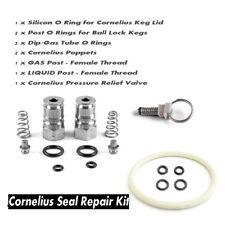 Cornelius Style Home Brew Kegs Seal Repair Kit