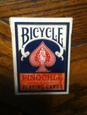 Bicycle Pinochle Playing Cards Special 48 Card Deck Free Shipping Air Cushion