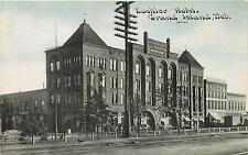 GRAND ISLAND, Nebraska  NE   KOEHLER HOTEL  Photoette  1910s  Postcard