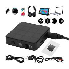 2 In1 Bluetooth 5.0 Sender TV DVD Wireless Aux Audio Transmitter  Kabel Adapter