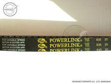 Gates Powerlink CVT Drive Belt 835 20 GY6 125 150cc Scooter Moped 152QMI 1P57QMJ