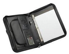 Briefcase 3-Ring Binder Folder Portfolio Organizer Planner WITH Smart Handle