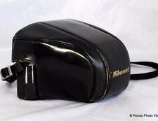 Nikon Genuine ever ready case Nikkormat camera 2D