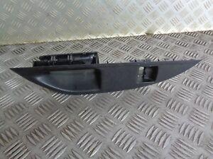 2007 SEAT ALTEA 5 DOOR DRIVER SIDE FRONT WINDOW SWITCH TRIM 5P2867172