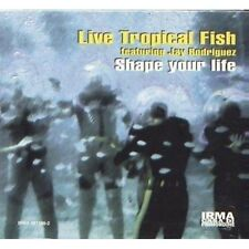 LIVE TROPICAL FISH JAY RODRIGUEZ Shape CD 1997 SEALED
