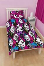 Monster High Bettwäsche 135x200 Skullette Mädchen Kinder Bettgarnitur neu