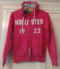 Woman's Pink HOLLISTER HOODIE - Size SMALL
