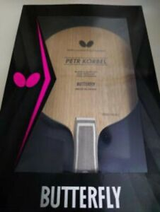 Butterfly Table Tennis Racket Peter Korbel FL Ping Pong Shake Hand Flare Attack!