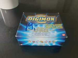 Digimon Digi Battle Series 1 Booster Box with all 24 packs English
