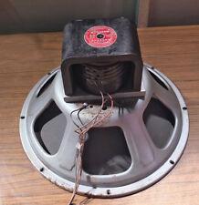Vintage 1953 Jensen Field Coil Concert Series Hi Fi Speaker F15LL - Works Well