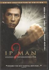 Movie DVD - IP MAN 2: LEGEND OF THE GRANDMASTER - Pre-Owned - Well Go USA