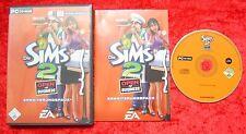 Die Sims 2 Open for Business Erweiterungspack, original PC Spiel, wie Neu