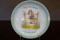 Holly Hobbie Collector's Edition Plate - Made in U.S.A. 1972 *Keep a little ...*