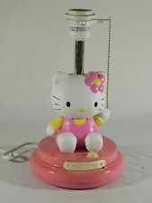 "Hello Kitty Table Lamp/Sanrio/2007/14"" Tall/China"