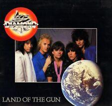 LEGS DIAMOND land of the gun MFN 59 uk music for nations 1986 LP PS EX/EX +inner