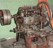 Bechtold Double Cable Chain Machine - Tooled Long Link Double Cable
