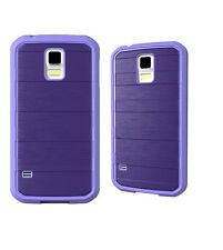 OEM Body Glove Rise Rugged Case Cover For Samsung Galaxy S5 S 5 Purple 9426802