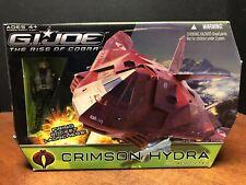 GI Joe Rise Of Cobra Crimson Hydra With Aero-Viper Dela0437
