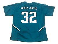 Nike On Field Maurice Jones Drew Jacksonville Jaguars Jersey Kids Sz L (7 Yrs)