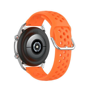 Silicone Sport Wristband Straps Band For Samsung Galaxy Watch Active 1 2 Gear S3