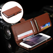 Business folding wallet purse case  iPhone 6 4. 7 6s 6 plus 5. 5 6s plus 5 5s se