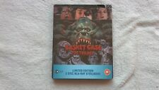 Basket Case Trilogy RARE UK LIMITED EDITION STEELBOOK Blu-ray HORROR NEW SEALED