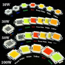 LED Chip COB 12V 36V RGB SMD 100w 50w 10w 20w bulbs floodlight high power lamp