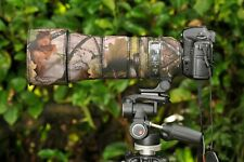 Sigma 150 600mm CONTEMPORARY Protection Neoprene lens cover Forest Camo