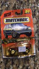 Matchbox Ford Bronco II