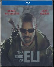 The Book of Eli : STEELBOOK Edition (Blu-ray Disc, 2012, Canadian) BRAND NEW