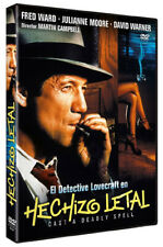 Cast a Deadly Spell NEW PAL Cult DVD Martin Campbell Fred Ward