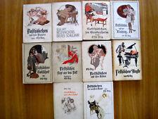 Else Ury 10x Nesthäkchen Bücher komplett incl. Weltkrieg Sammlung Konvolut