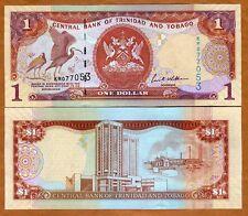 Trinidad and Tobago, 1 dollar, 2006, P-46, UNC