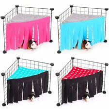 New listing Soft Guinea Pig House Bed Cage For Hamster Mini Animal Mice Rat Nest Bed