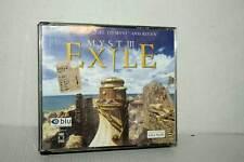 MYST III EXILE GIOCO USATO PC CD ROM VERSIONE ITALIANA GD1 47836