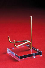 5 Single Post Display Stand For Gold Silver Copper Platinum Coin Ingot