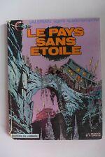 VALÉRIAN - MEZIERES et CHISTIN - LE PAYS SANS ÉTOILE - EO 1972