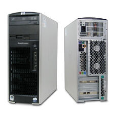 HP XW6600 2x2.50Ghz 4 Core 16GB Ram estación de trabajo Windows 7 Torre de PC de escritorio