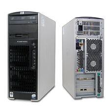 HP XW6600 workstation DESKTOP PC TOWER 2,83 Ghz Intel TWIN QUADCORE 16GB di RAM WIN7