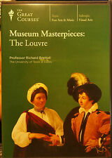 Great Course Museum Masterpieces : The Louvre