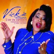 Vickie Winans : Live in Detroit [explicit] [with Dvd] [us Import] CD (2006)