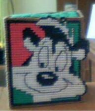 Handmade Tissue box holder Sylvester