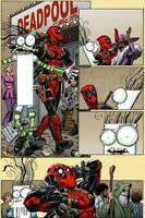 Deadpool (2015) #18 MARVEL Koblish Secret Variant COVER B 1ST PRINT