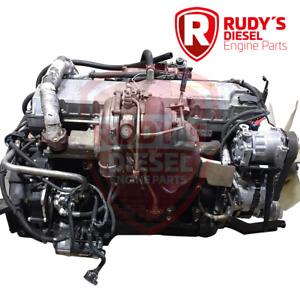 Isuzu 6HK1X 7.8 DIESEL ENGINE EGR type