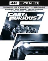 Fast & Furious 7 - 4K Ultra HD Nuovo 4K UHD (8310695)