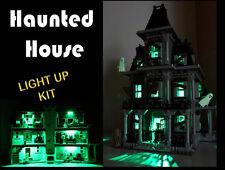 USB LED Light kit (Only light set) For City Monster House Fighter Lego 10228 Set