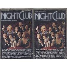 Niht Club - GUIDO PISTOCCHI CHRISTIAN DE SICA MODUGNO 2 MC MK7 OST SEALED