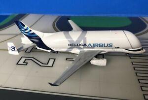 Airbus A330-743L Beluga XL F-GXLI 1/400 scale diecast JC Wings Models